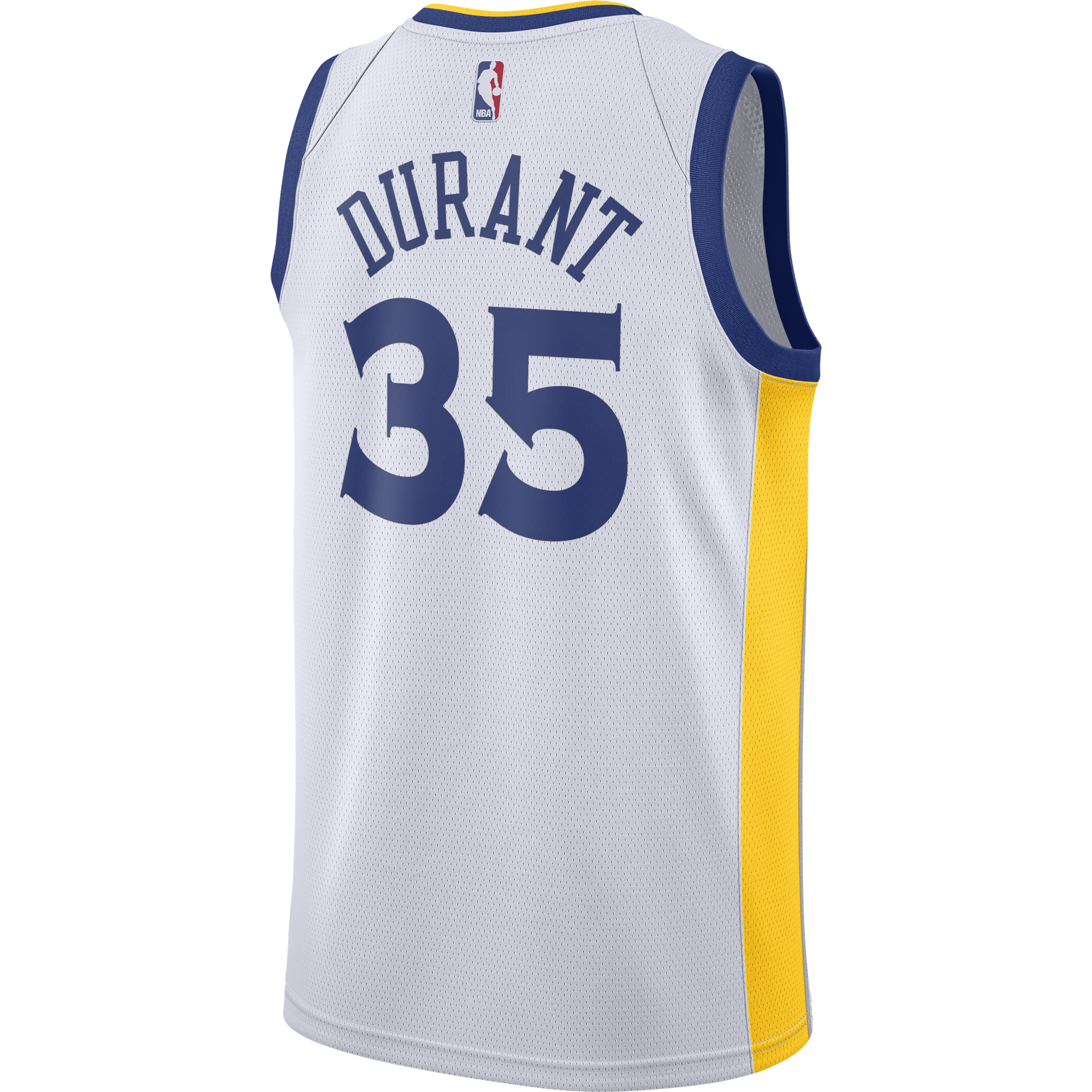 5cd1ea3ec NIKE NBA GOLDEN STATE WARRIORS KEVIN DURANT SWINGMAN JERSEY HOME for ...