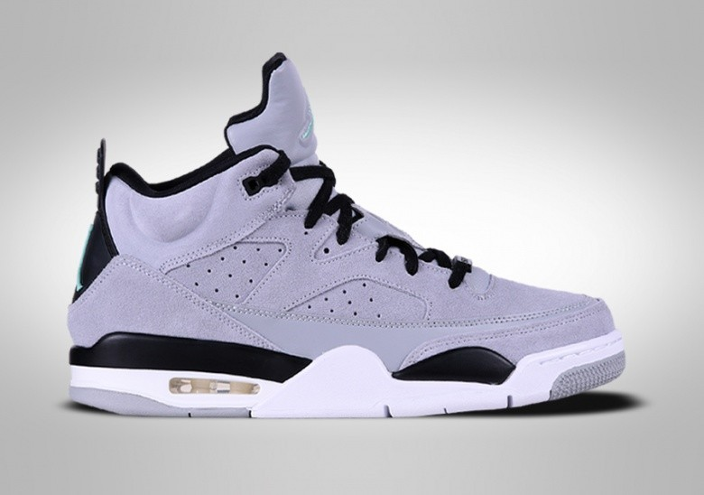 NIKE AIR JORDAN SON OF LOW WOLF GREY
