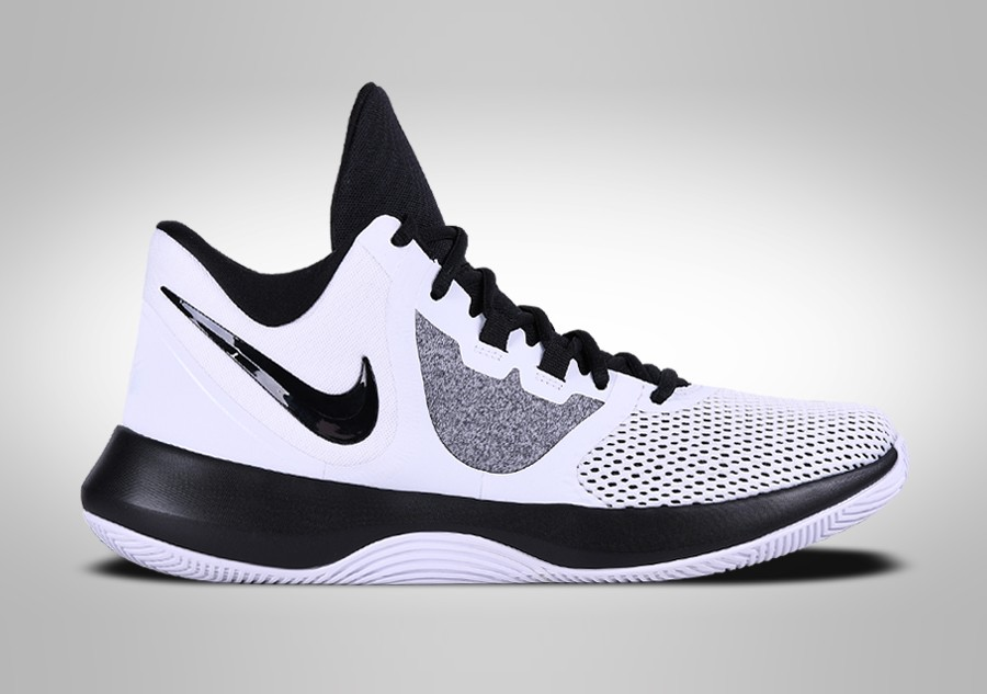another chance 7ffa4 01d07 NIKE AIR PRECISION II WHITE BLACK price €57.50   Basketzone.net