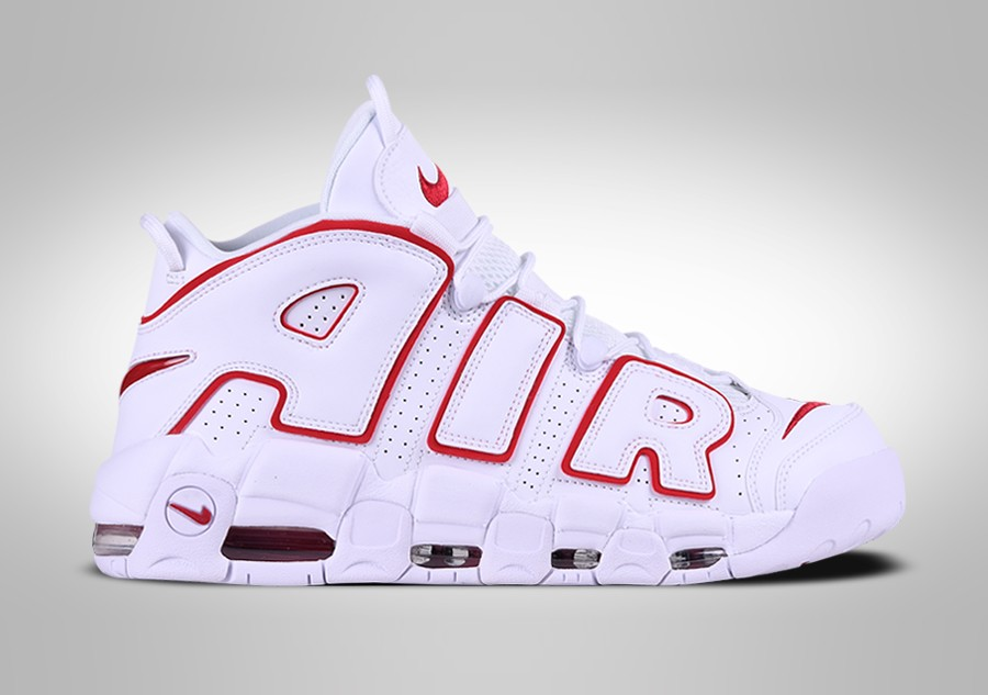 d605e9b57c38 NIKE AIR MORE UPTEMPO  96 WHITE VARSITY RED price €167.50 ...