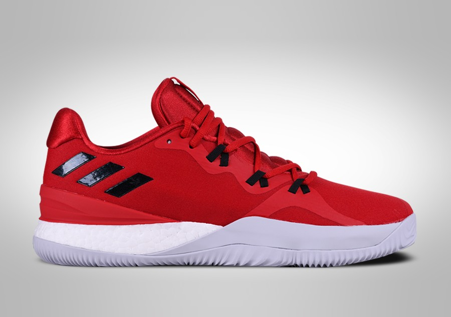 reputable site 9d66b 1ff76 ADIDAS CRAZY LIGHT BOOST 2 ROCKETS RED