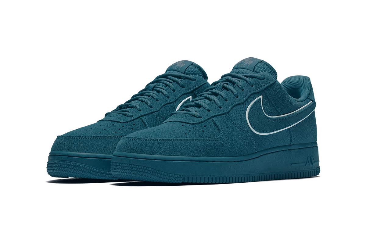 NIKE AIR FORCE 1 '07 LV8 SUEDE for £100
