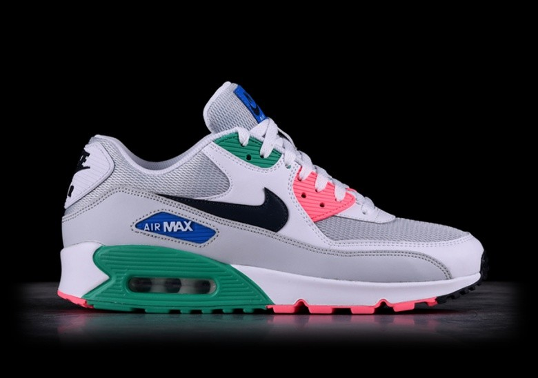 more photos ab1ed d6a44 NIKE AIR MAX 90 ESSENTIAL SUMMER SEA
