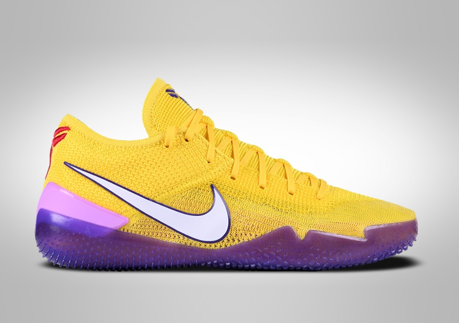 the latest 6f066 7699a NIKE KOBE AD NXT 360 LAKERS price €185.00   Basketzone.net