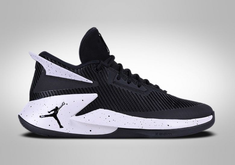 NIKE AIR JORDAN FLY LOCKDOWN BG BLACK TECH GREY
