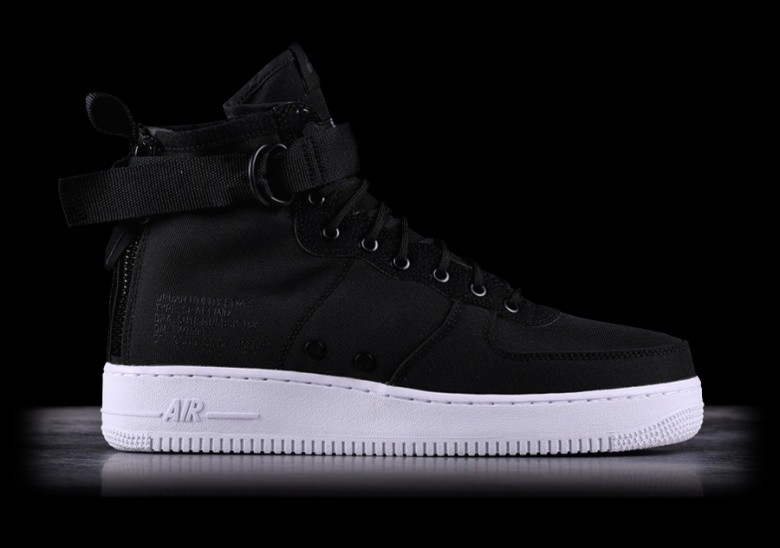 competitive price 8fb3c 99b7e NIKE SF AIR FORCE 1 MID BLACK
