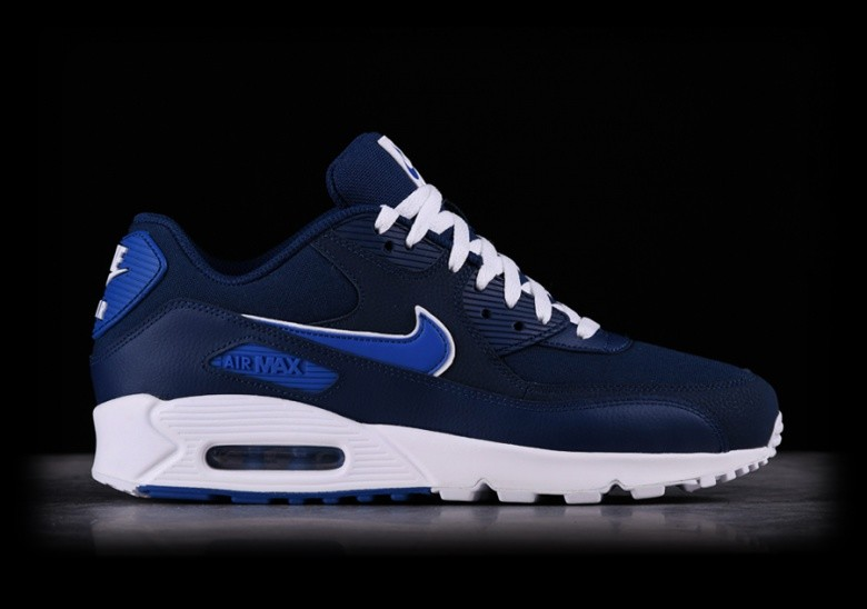 the latest 253db c6bc0 NIKE AIR MAX 90 ESSENTIAL BLUE VOID price €135.00 ...