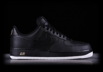 new concept f51d3 691f2 NIKE AIR FORCE 1  07 BLACK