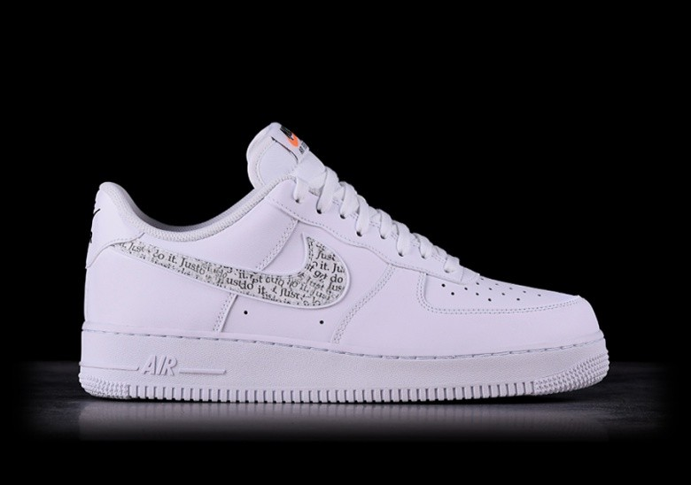 quality design 0a7b2 a2389 NIKE AIR FORCE 1  07 LV8 JDI LNTC WHITE