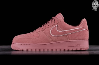 NIKE AIR FORCE 1 '07 LV8 SUEDE RED STARDUST price €89.00