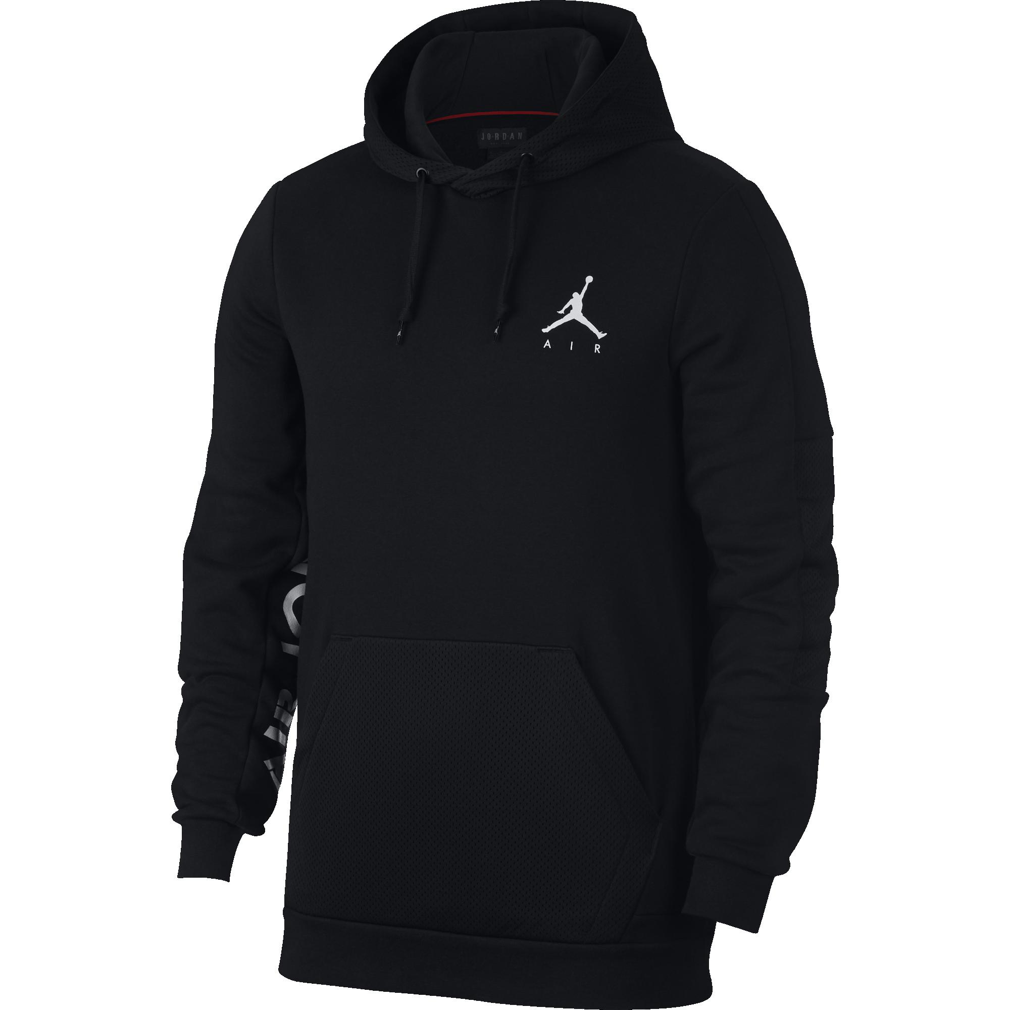 Nike Jordan Sportswear Jumpman Air Camo Fleece Pull On Hoodie