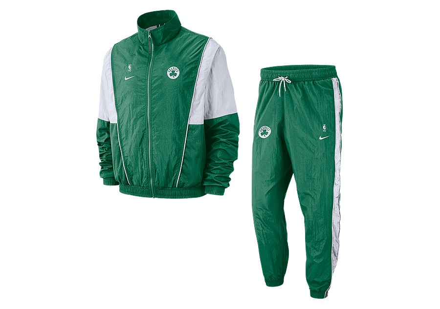 b7694b06a60 NIKE NBA BOSTON CELTICS DRY COURTSIDE TRACKSUIT CLOVER price €122.50 ...