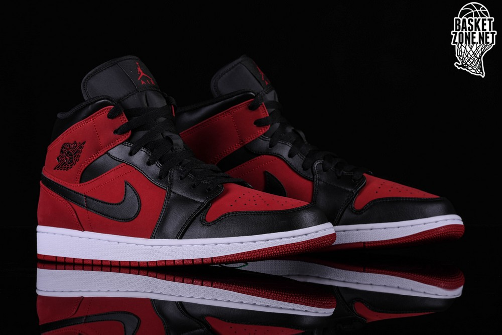 Nike Retro €107 Jordan 1 Banned Pour Mid Air 50 0wPkO8nX
