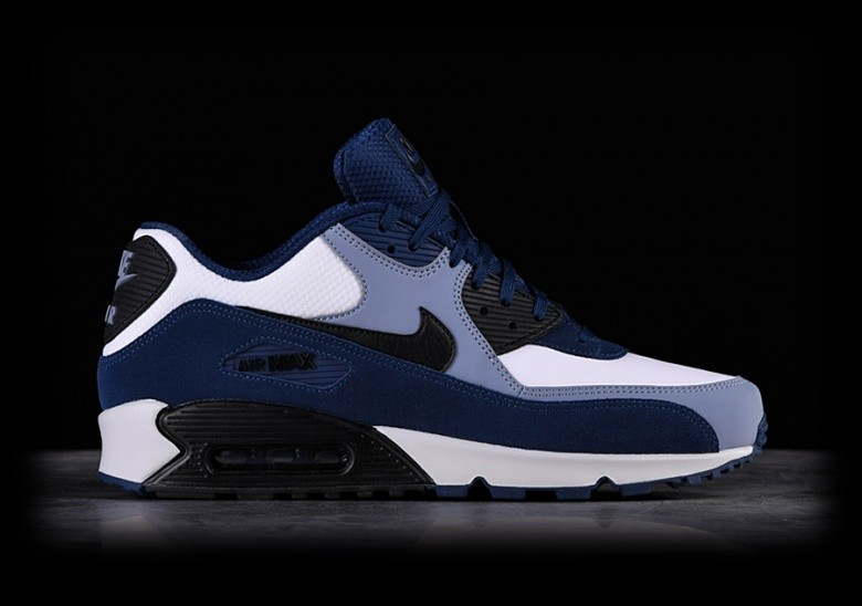 f5e61b3ae004 NIKE AIR MAX 90 LEATHER BLUE VOID price €117.50