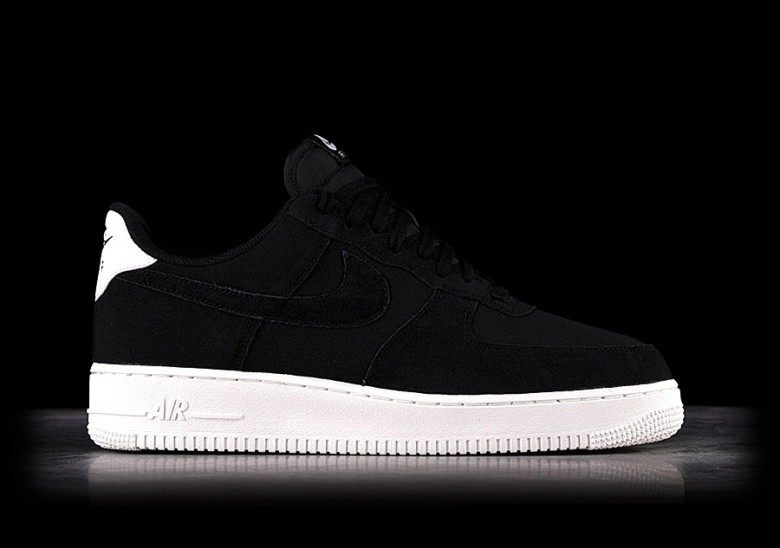 promo code fff49 268f0 NIKE AIR FORCE 1  07 SUEDE BLACK