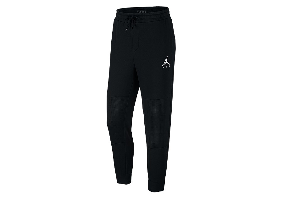879f2945e41d NIKE AIR JORDAN JUMPMAN HYBRID FLEECE PANTS BLACK price  87.50 ...