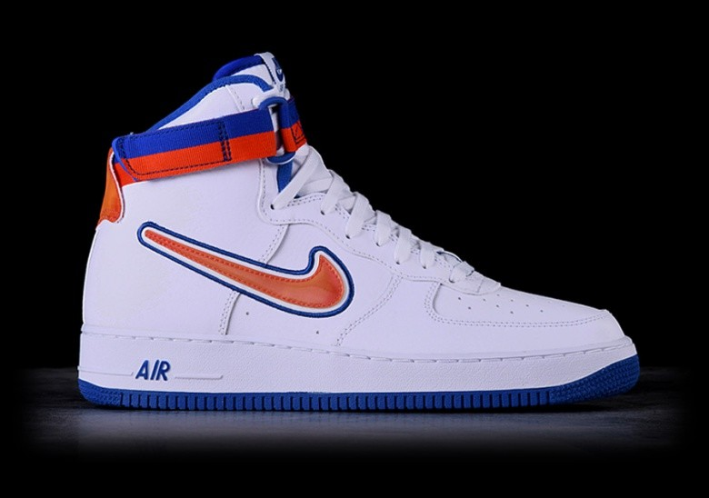 NIKE AIR FORCE 1 HIGH '07 LV8 SPORT NBA KNICKS