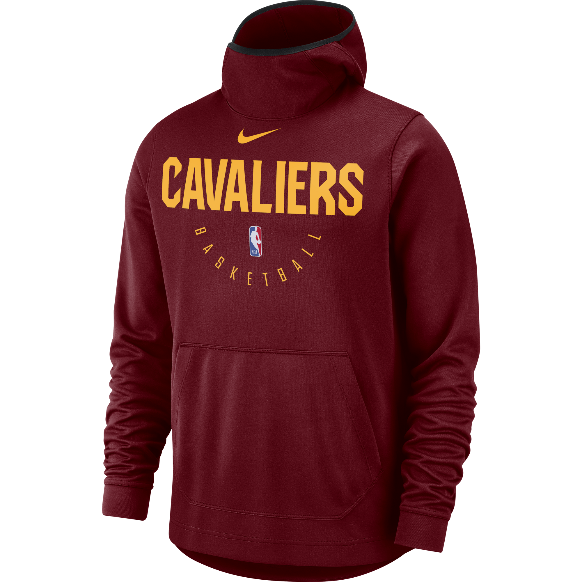 nike NBA CLEVELAND CAVALIERS JACKET COURTSIDE ICON TEAM RED