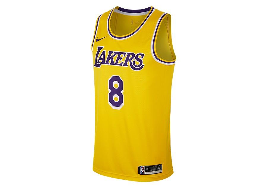 1b323c72e ... discount nike nba los angeles lakers kobe bryant swingman road jersey  amarillo por 9250 basketzone bdc13