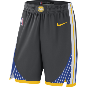 NIKE NBA GOLDEN STATE WARRIORS GSW AUTHENTIC SHORTS