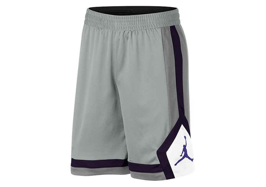 5bb64bf05bc NIKE AIR JORDAN DRY RISE SHORTS LIGHT SMOKE GREY price €42.50 |  Basketzone.net