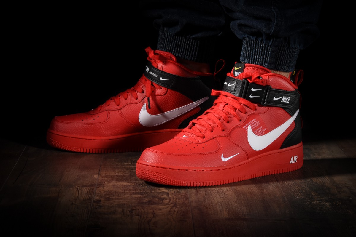 on sale a66ef 9984e NIKE AIR FORCE 1 MID '07 LV8 UTILITY for £115.00 ...