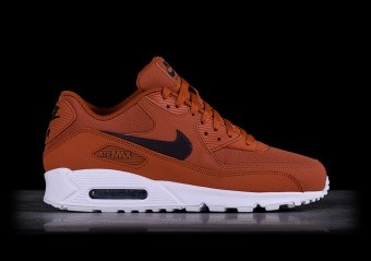 newest f64e1 dffb0 NIKE AIR MAX 90 ESSENTIAL DARK RUSSET
