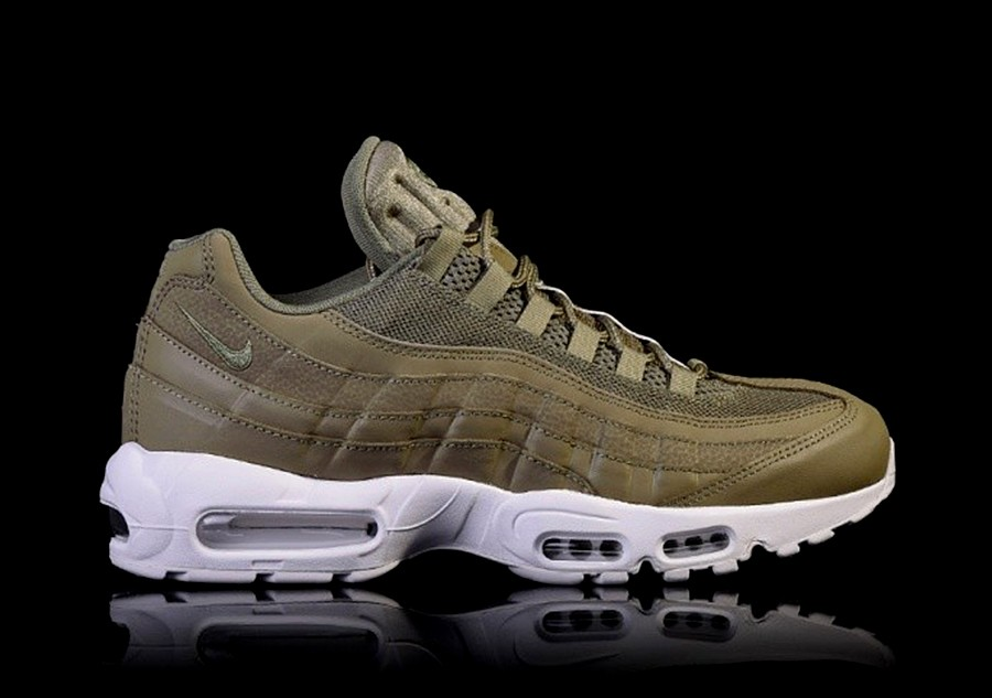 Baroque Brown & Golden Beige Cover The Nike Air Max 95