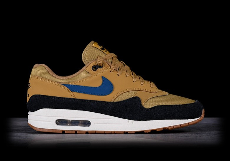 NIKE AIR MAX 1 GOLDEN MOSS