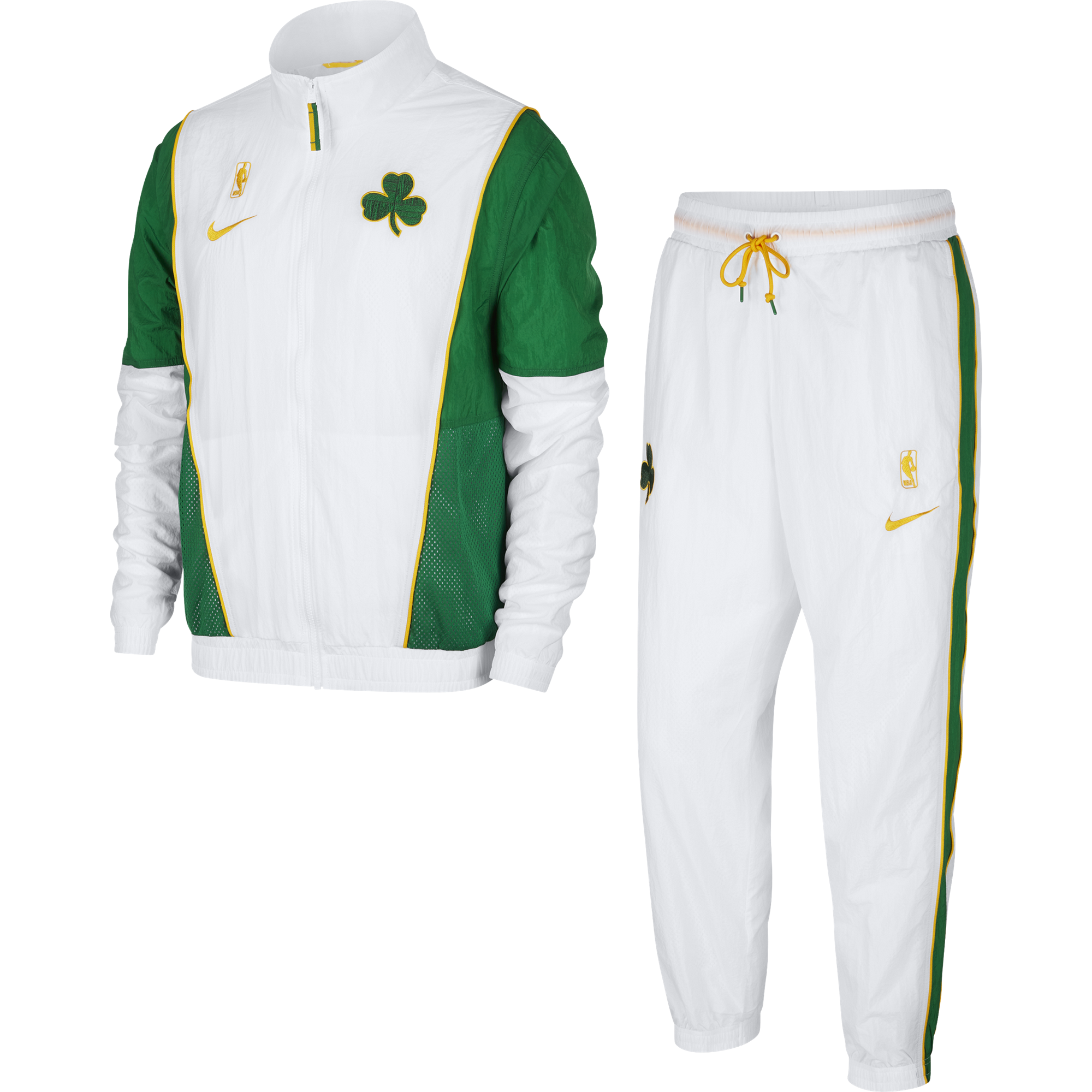official photos 53940 c24be NIKE NBA BOSTON CELTICS COURTSIDE TRACKSUIT for £110.00 ...