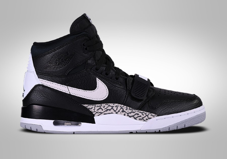 cabd345bf99f78 NIKE AIR JORDAN LEGACY 312 BLACK CEMENT price €115.00