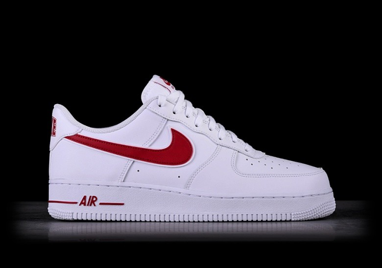 nike sportswear air force 1 red