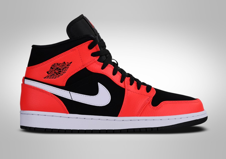 outlet store 483ad ecfdc NIKE AIR JORDAN 1 RETRO MID INFRARED. 554724-061
