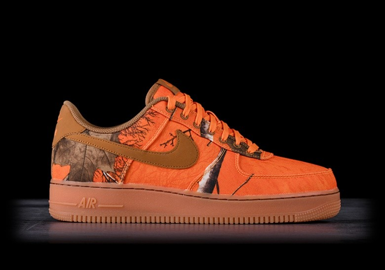 NIKE AIR FORCE 1 '07 LV8 3 REALTREE CAMO PACK