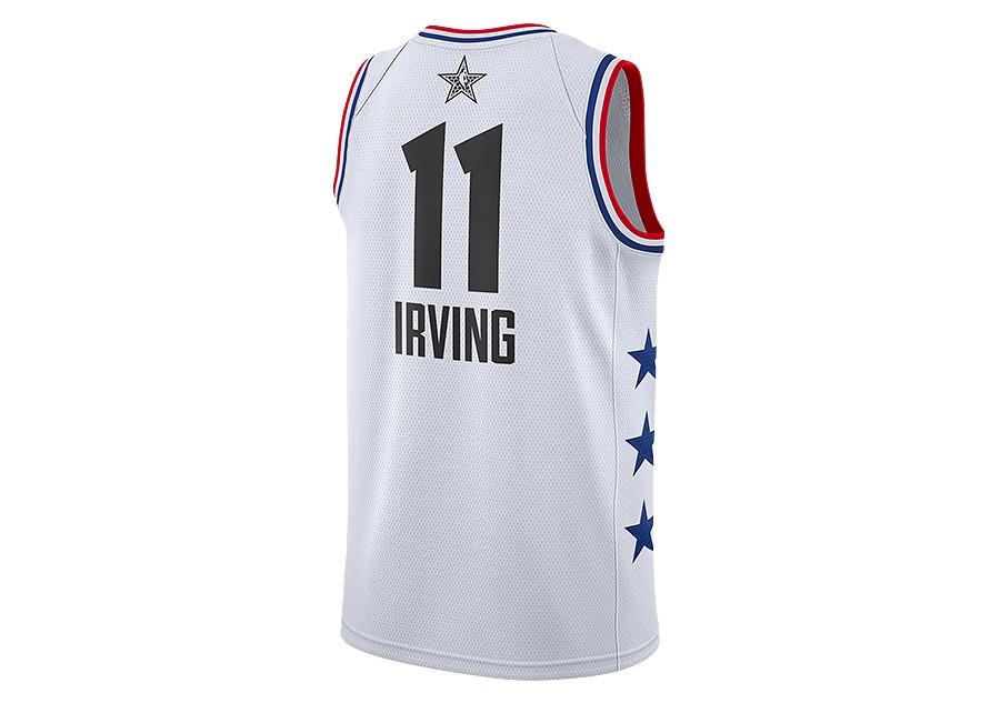 low priced 5be90 401e8 NIKE AIR JORDAN NBA ALL STAR WEEKEND 2019 LEBRON KYRIE ...