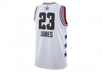 6104adabba22 T-SHIRTS. NIKE AIR JORDAN NBA ALL STAR WEEKEND 2019 LEBRON JAMES ...