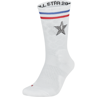 NIKE NBA ALL STAR ELITE CREW SOCKS