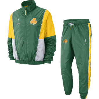 NIKE NBA BOSTON CELTICS COURTSIDE TRACKSUIT