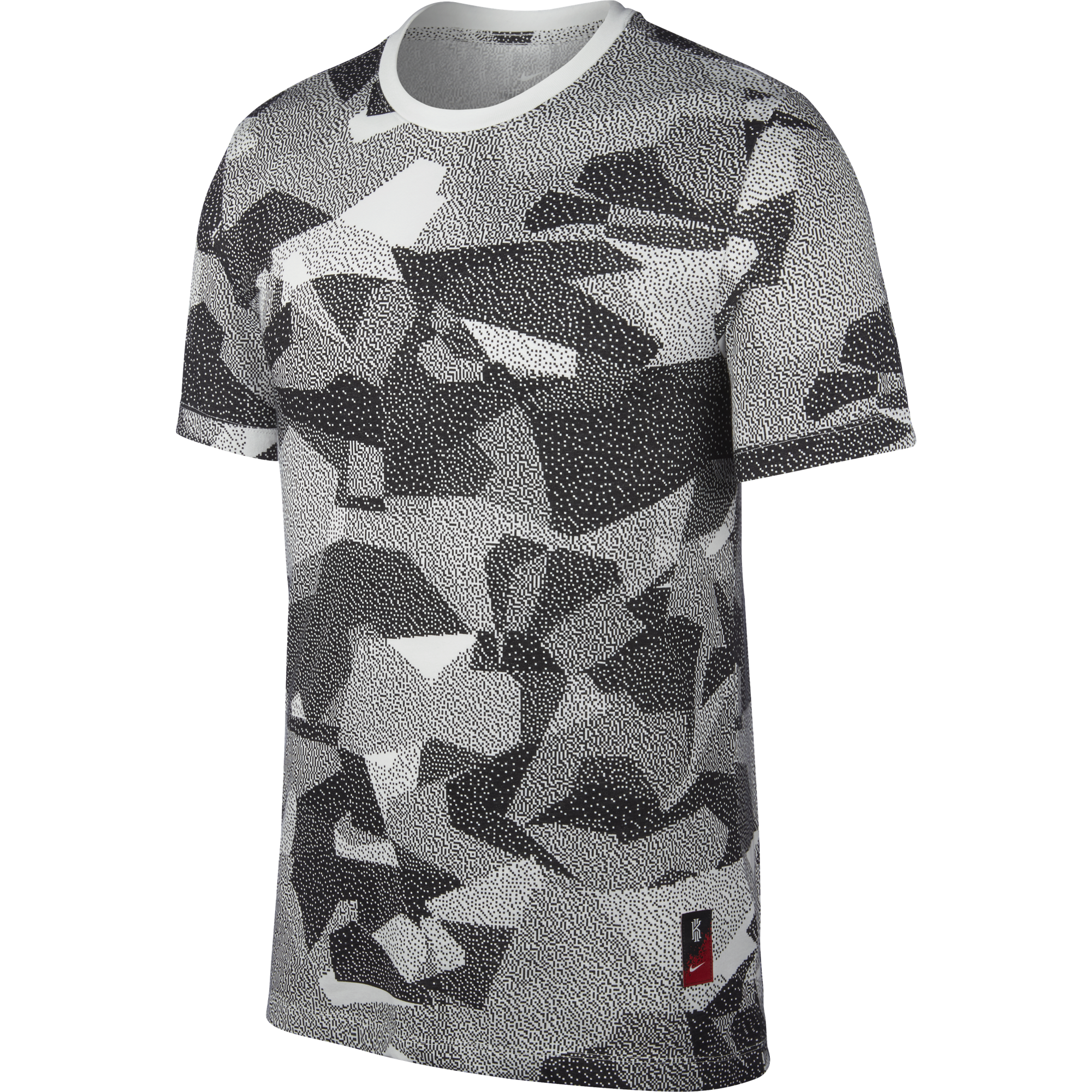 a5426571da NIKE KYRIE DRY FIT TEE DF AOP CAMO for £30.00