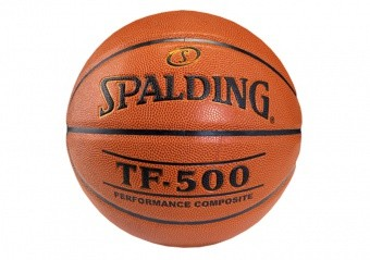 SPALDING TF-500 IN/OUT (SIZE 7) ORANGE