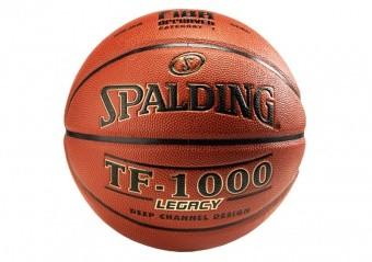 SPALDING TF 1000 LEGACY FIBA (SIZE 7) ORANGE