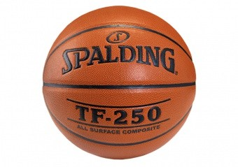 SPALDING TF-250 IN/OUT (SIZE 5) ORANGE