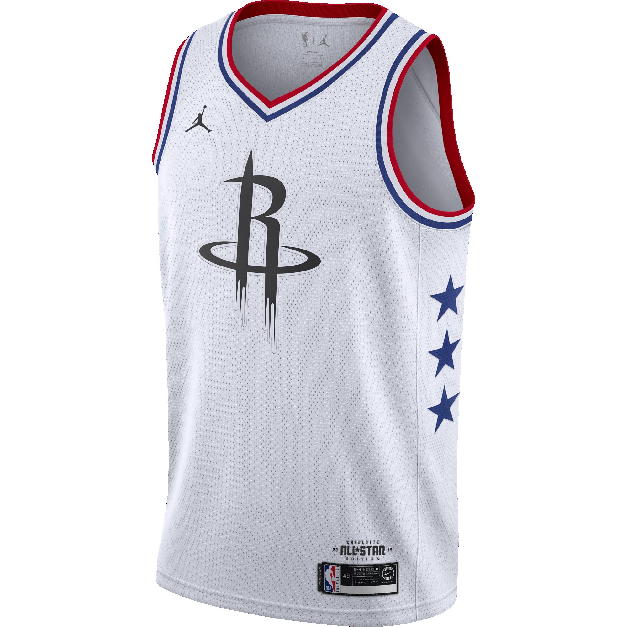 new style 5d477 1cd78 AIR JORDAN NBA ALL STAR WEEKEND 2019 JAMES HARDEN SWINGMAN ...