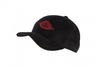 NIKE AIR JORDAN CLASSIC99 WINGS HAT BLACK