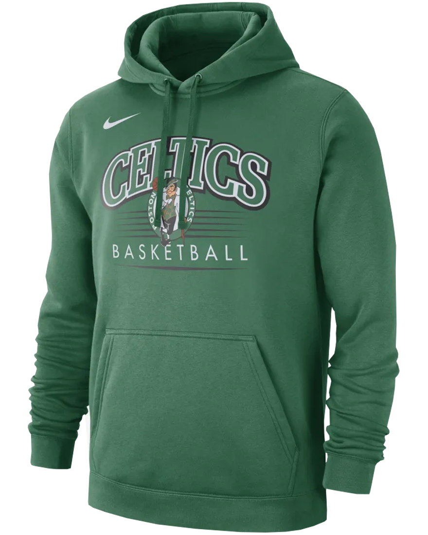 Buy Boston Celtics Nike NBA Crest Hoodie