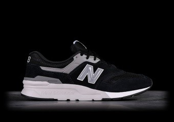 NEW BALANCE 997H BLACK WITH SILVER