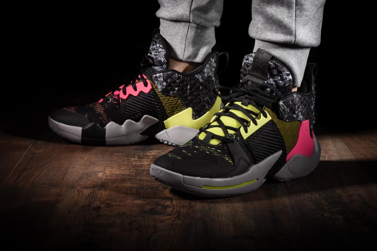 Michael Jordan Why Not Zer0.2 Basketball Shoes AO6219-003