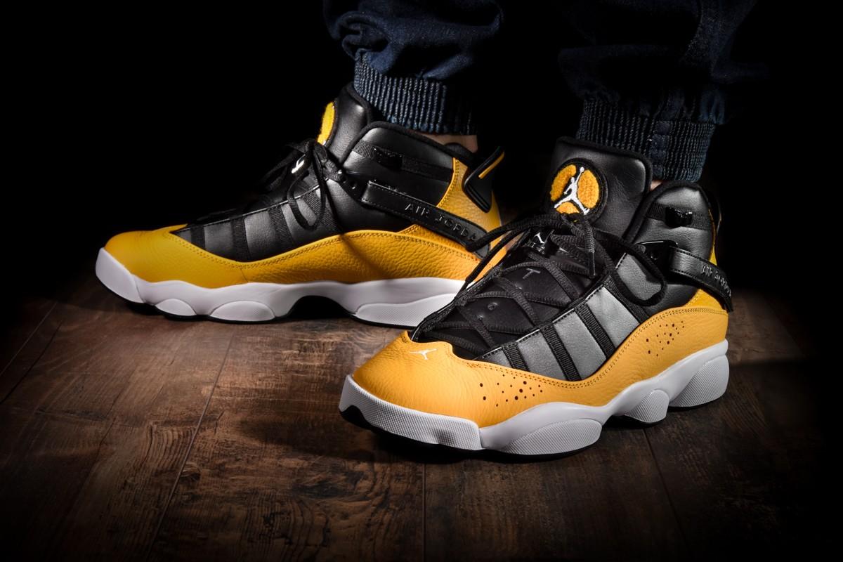 Jumpman Jordan 6 Ringe Herren Basketball Schuhe Air Jordan
