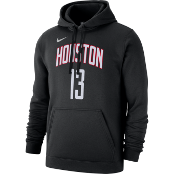 NIKE NBA HOUSTON ROCKETS JAMES HARDEN CLUB HOODIE