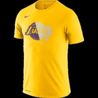 NIKE NBA LOS ANGELES LAKERS LOGO Dri-FIT TEE